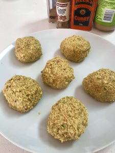 monday meatfree recipe