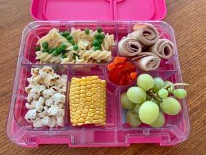 Main lunch box