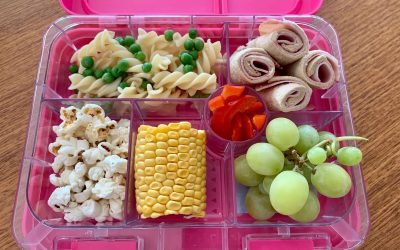 School's BACK! Lunch box ideas for Term 1
