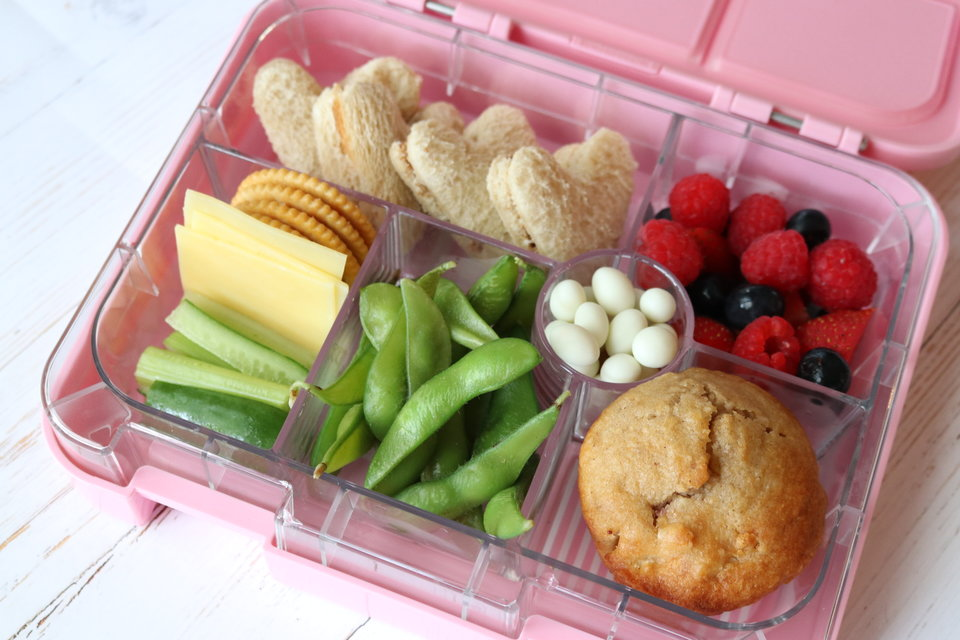 School's BACK! Lunch box ideas for Term 1.