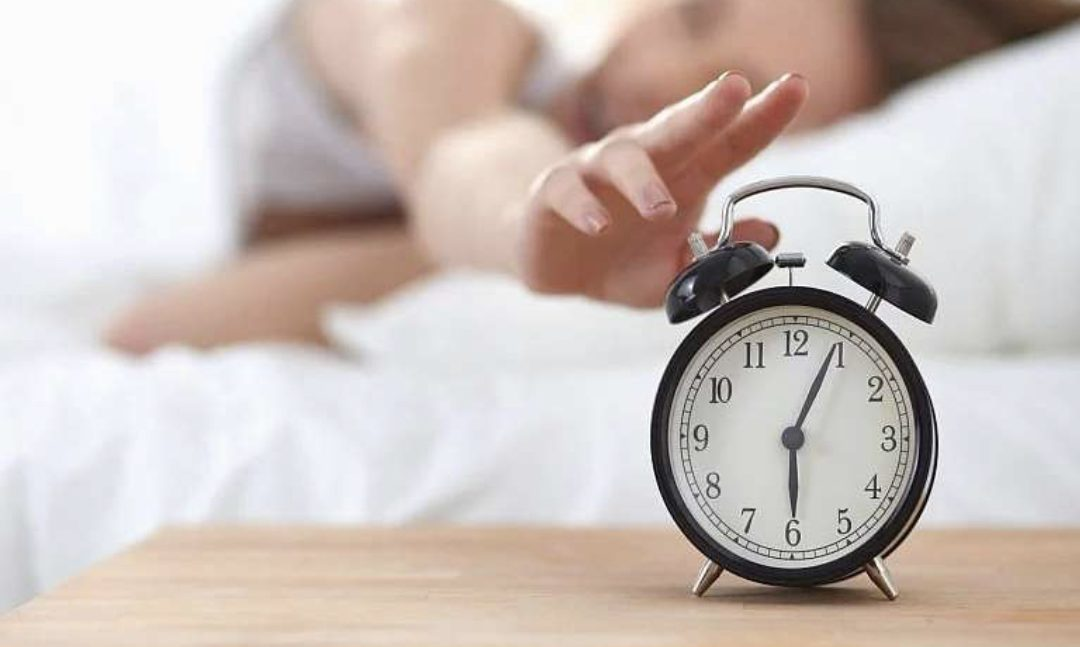 'How Sleep Is Affecting Your Weight' by Marika Day (Dietician & Nutritionist)